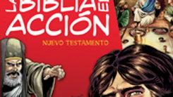 La Biblia en Accion Nuevo Testamento.