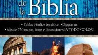 Nuevo Diccionario de la Biblia a todo color