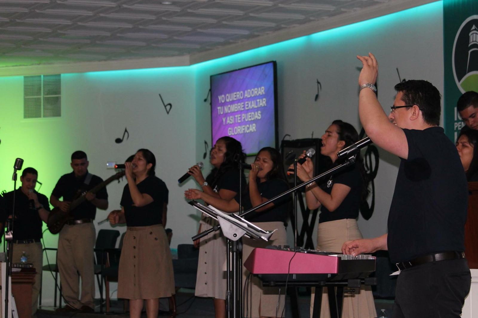 Fullscreen Page   Iglesia Pentecostal Unida Latinoamericana