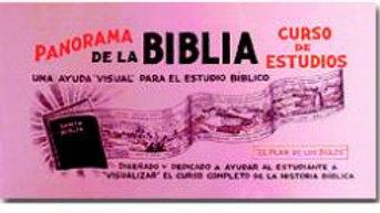 Panorama de la Biblia. Curso de estudios