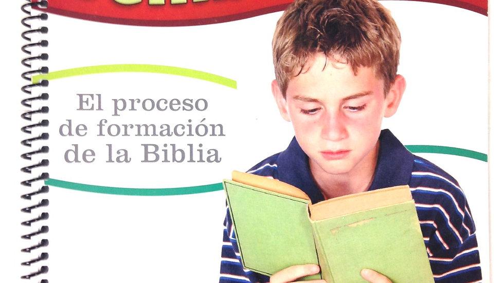 SEMBREMOS 10-12   4- FORMACION DE LA BIBLIA