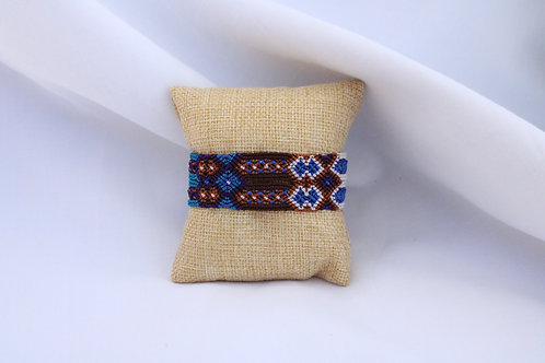Mira Azul Bracelet