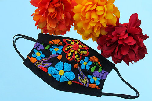 Mil Flowers Mask