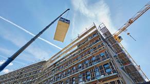 Attraktive Wohnbauprojekte und Präsentation einer purelivin-Musterwohnung