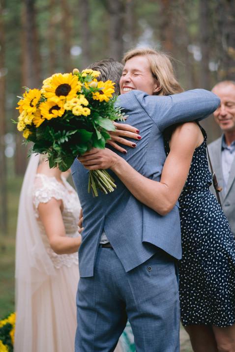 õnnitlemine-pulmalilled