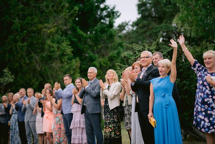 pulmakülalised-pulmas