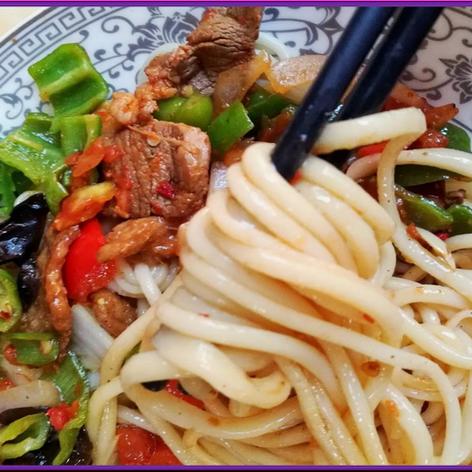 Each noodle goes a long way !