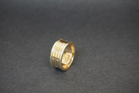 ashes men two tone ring