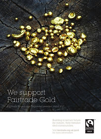 Josephine Tournebize Registered Fairtrade Goldsmith
