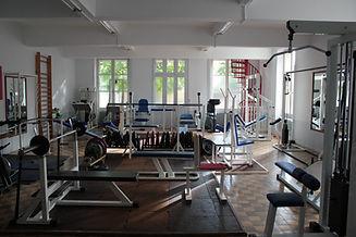 salle bodybulding