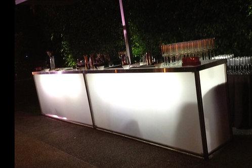Pexiglass Bar