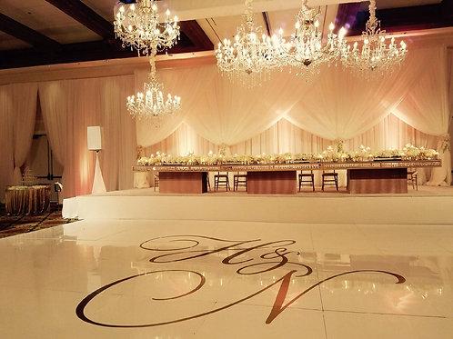 Seamless Dance floor