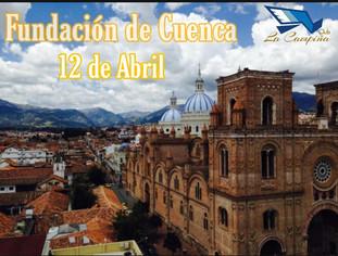 El Club La Campiña envía un cordial saludo al conmemorarse 464 años de #FundacióndeCuenca.