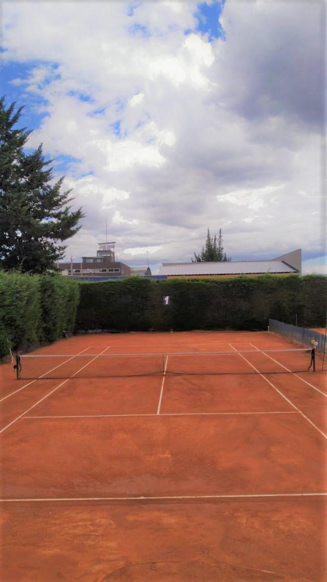 Cancha de tenis No. 1