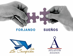 Convenio Atlantis Aviation Flight
