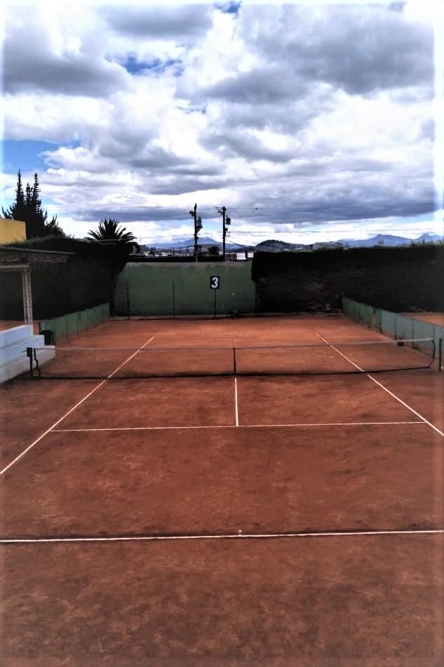 Cancha de tenis No. 3