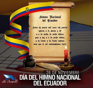 El Club La Campiña celebra el Día del Himno Nacional del Ecuador