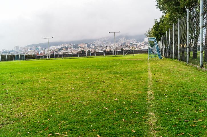 Cancha de fútbol No. 3