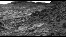Combo NavCan and Mastcam Images