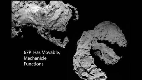 This is Not a Comet!  67P
