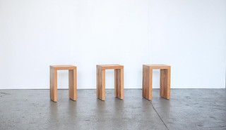 Mini Wooden Stools