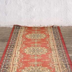 Vintage Persian Runner - $100