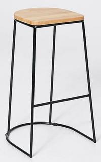 Bar Stool - Wood/Metal