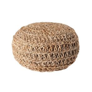 Crochet Pouf - $25