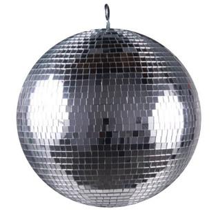 Mirror Ball - 50cm inc. Motor & Pinspots