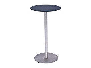 Black Metallic Cocktail Table
