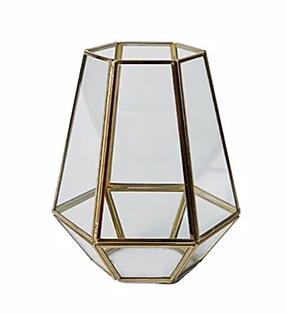 Prism Table Lantern - inc. candle