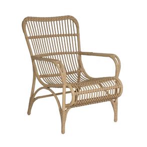 Bahama Rattan Lounge Chair