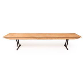 Folding Wooden Bench