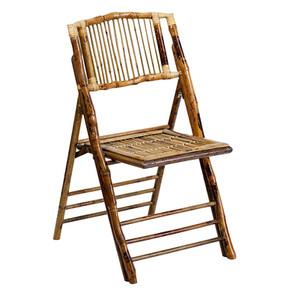 Folding Chair - Bamboo