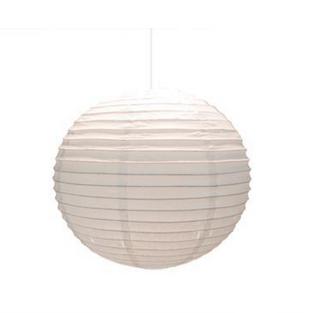 Paper Lantern - inc. bulb