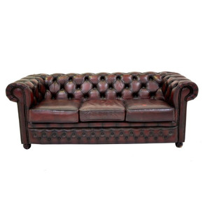 Chesterfield Lounge - 3-Seater