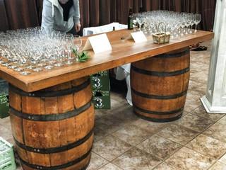 Bar - Wine Barrel