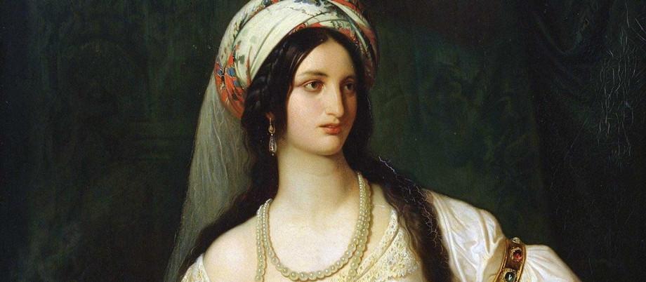 Reina Ester: mujer virtuosa.