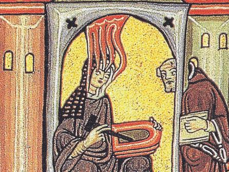 Santidad en la Edad Media