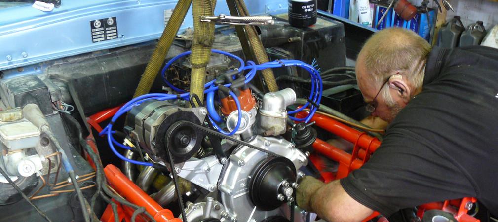 3000M RESTORATION ENGINE