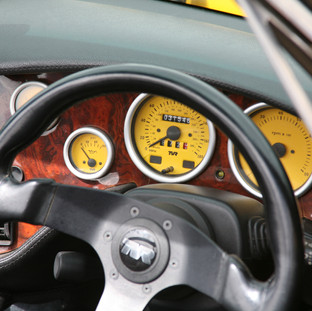 TVR Gauges