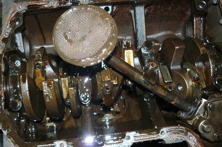 TVR ENGINE STRIP & CLEAN