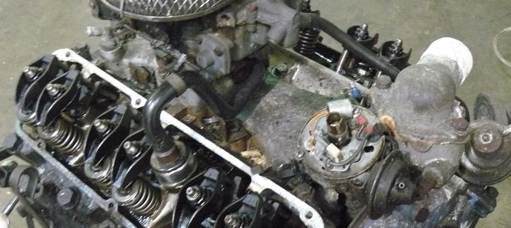 TVR 3000M ESSEX ENGINE