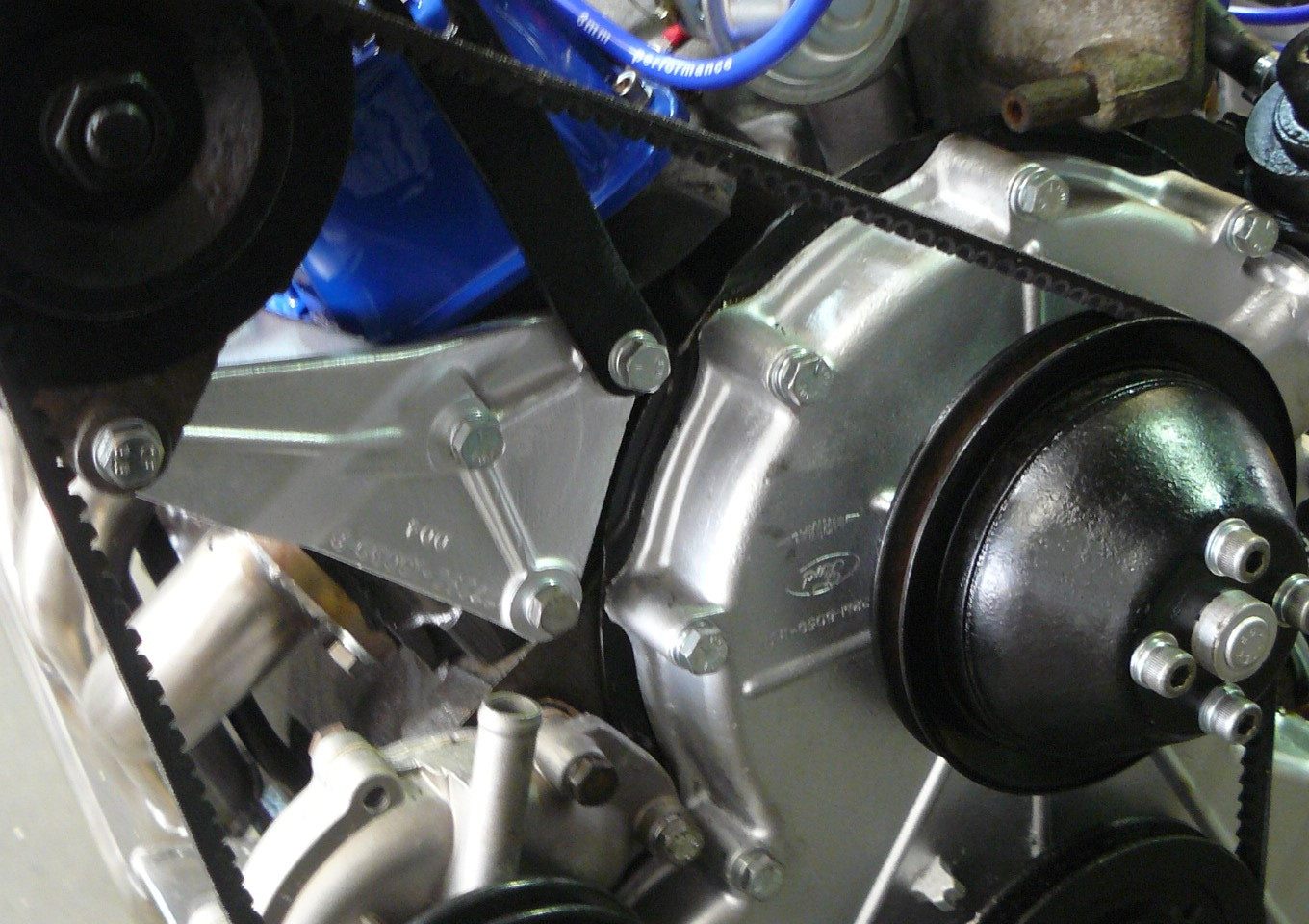 TVR ESSEX ENGINE REBUILD