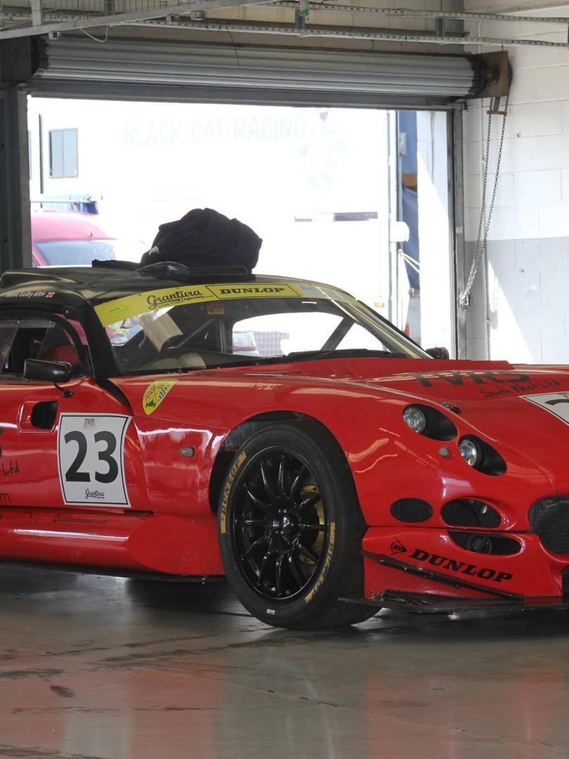 TVR Cerbera Race Car