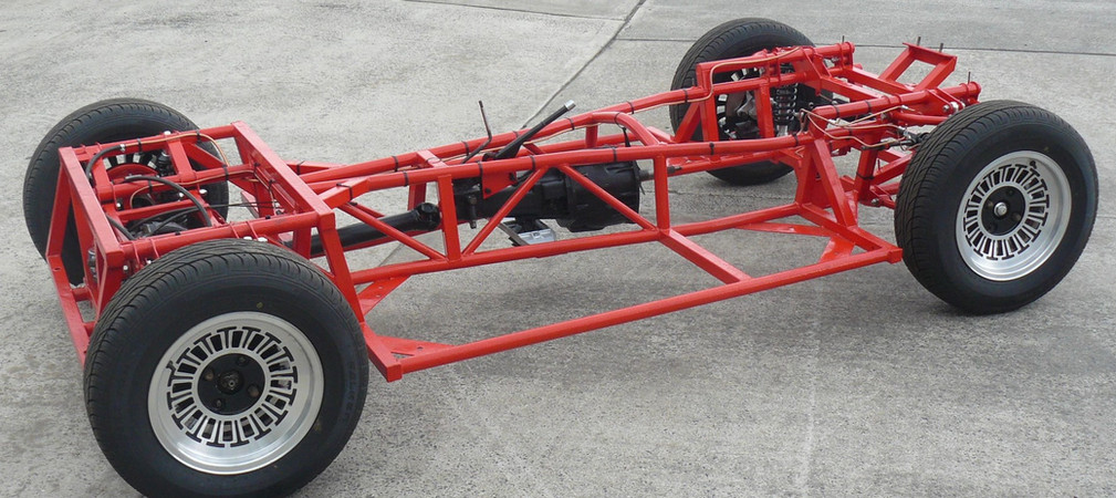 3000M ROLLING CHASSIS