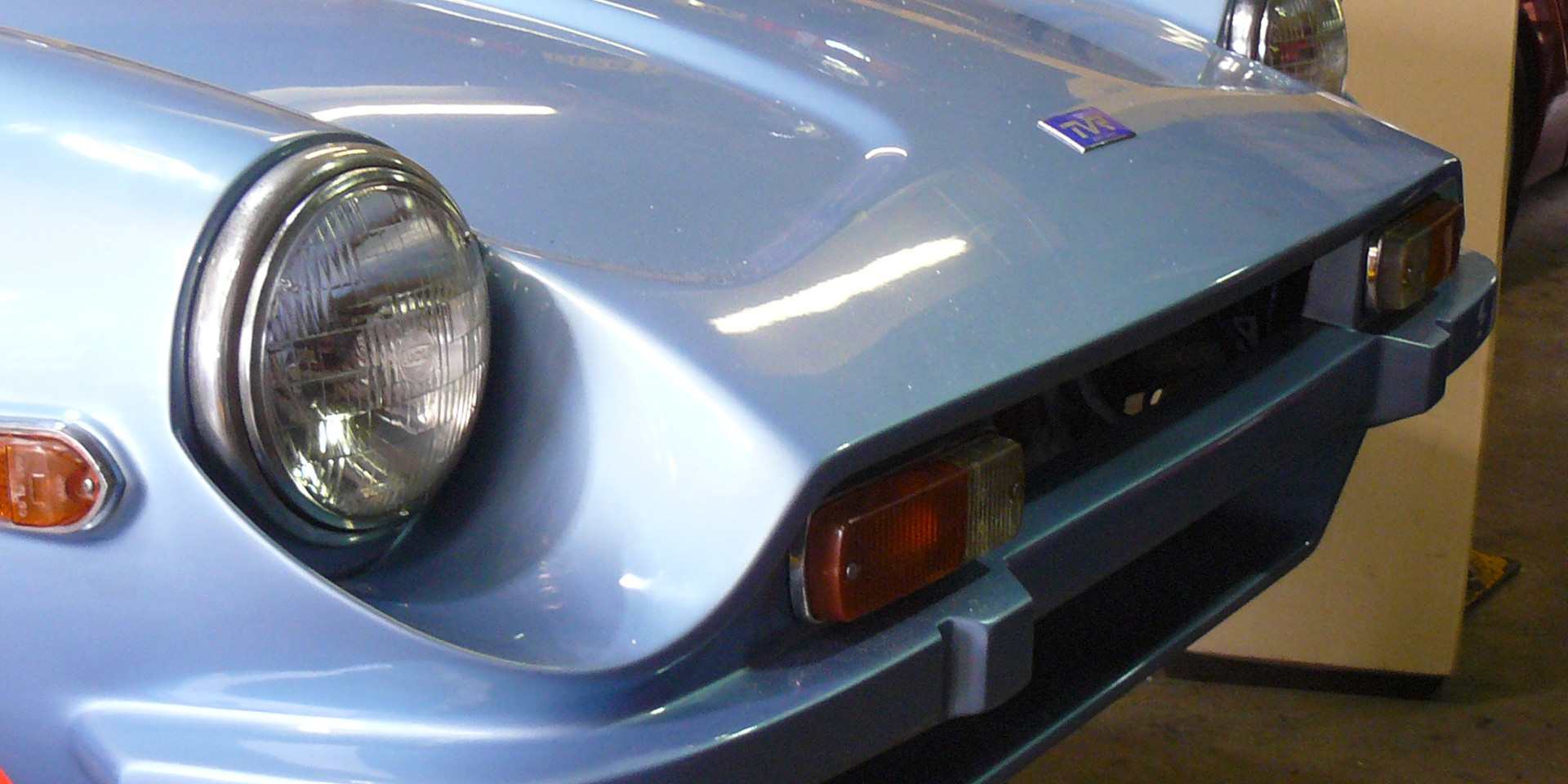 TVR 3000M RE-BUILD