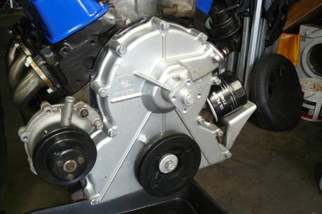 TVR ENGINE REBUILD