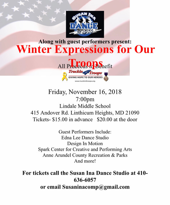 Winter Expressions Performance