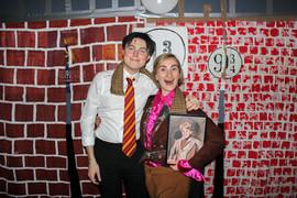 Harry Potter sittning 2020